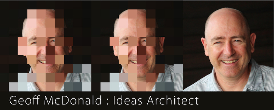 Geoff McDonald - Ideas Architect
