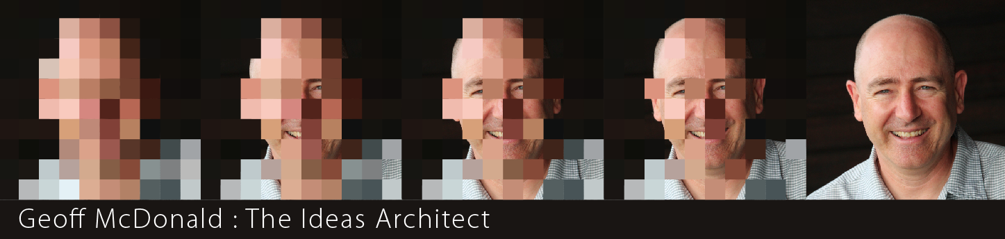 Geoff McDonald - The Ideas Architect