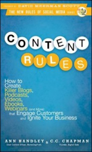 Content Rules Book Cover