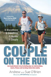 Andrew and Sue O'Brien : Couple on the Run