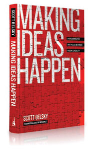 Scott Belsky : Making Ideas Happen