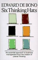 Edward De-Bono : Six Thinking Hats