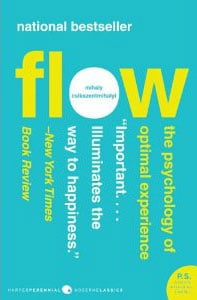 Flow by Mihaly Csikszentmihaly