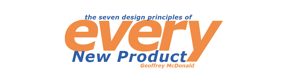 Every New Product - Geoff McDonald