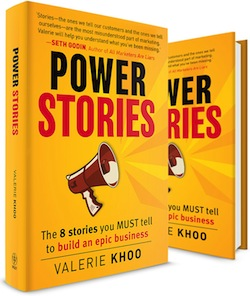 Power Stories by Valerie Khoo