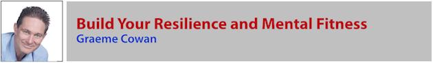 Graeme Cowan - Resilience