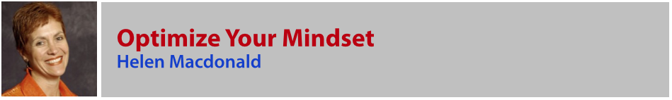 Helen Macdonald - Optimize Your Mindset