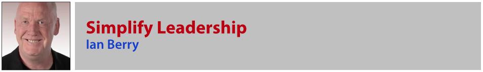 Ian Berry - Simply Leadership