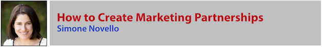 Simone Novello - Marketing Partnerships