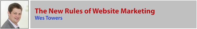 Wes Towers - Website Marketing