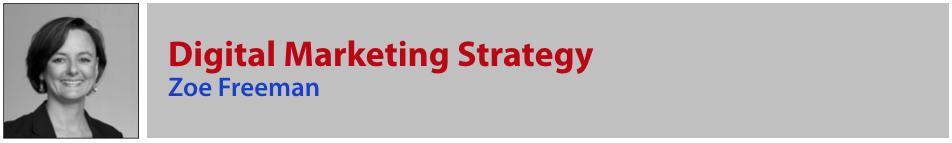 Zoe Freeman - Digital Marketing Strategy