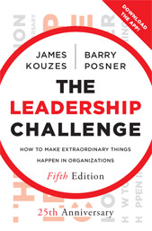 Kouzes and Posner, The Leadership Challenge
