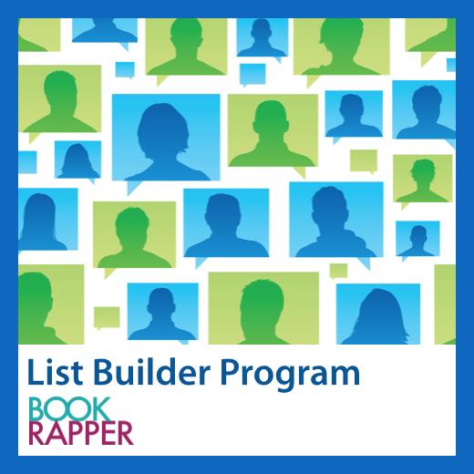Book Rapper List Builder Program