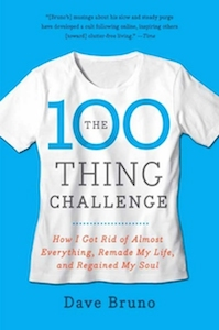 Dave Bruno - The 100 Thing Challenge