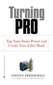 Steven Pressfield - Turning Pro