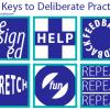 Six Keys to Deliberate Practice