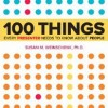 Susan Weinschenk - 100 Things Every Presenter Needs to Know About People