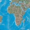 World Map - Location Sensitive