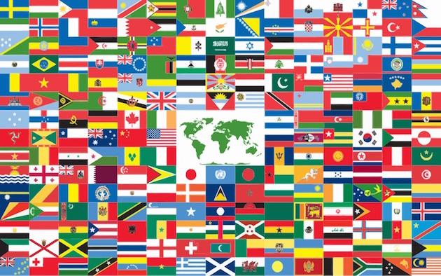 Five Principles of Good Flag Design - GeoffMcDonald com