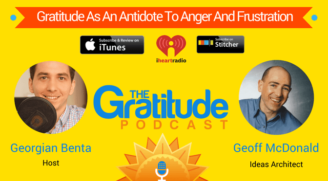 The Gratitude Podcast with Georgian Benta