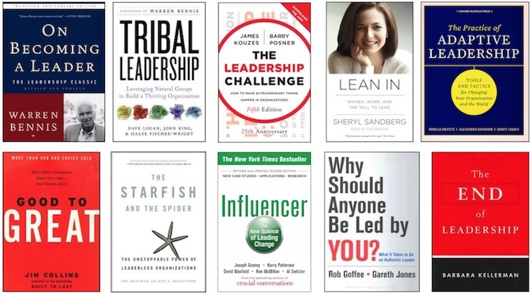 Book Rapper's Best Business Books for Leadership Development