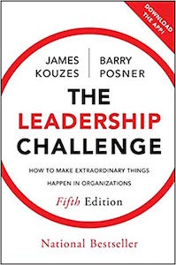 James Kouzes and Barry Posner - The Leadership Challenge