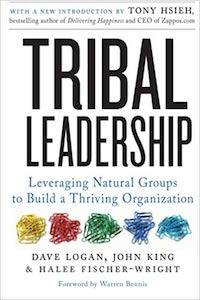 Dave Logan, John King and Halee Fischer-Wright - Tribal Leadership - Leveraging Natural Groups to Build a Thriving Organisation