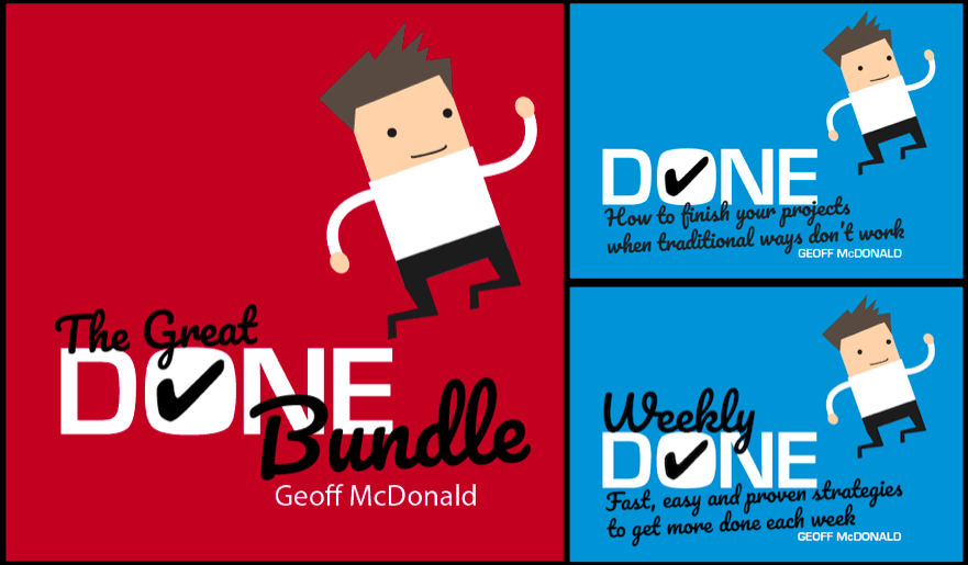 The Great Done Bundle - Jumping Man