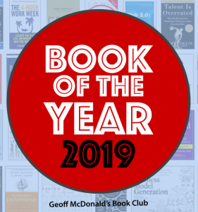 Best Business Books 2019 + Book of the Year 2019