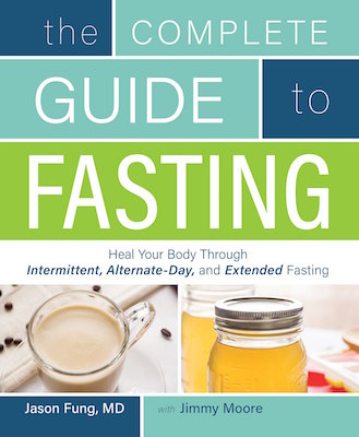 Dr Jason Fung's book - The Complete Guide to Fasting