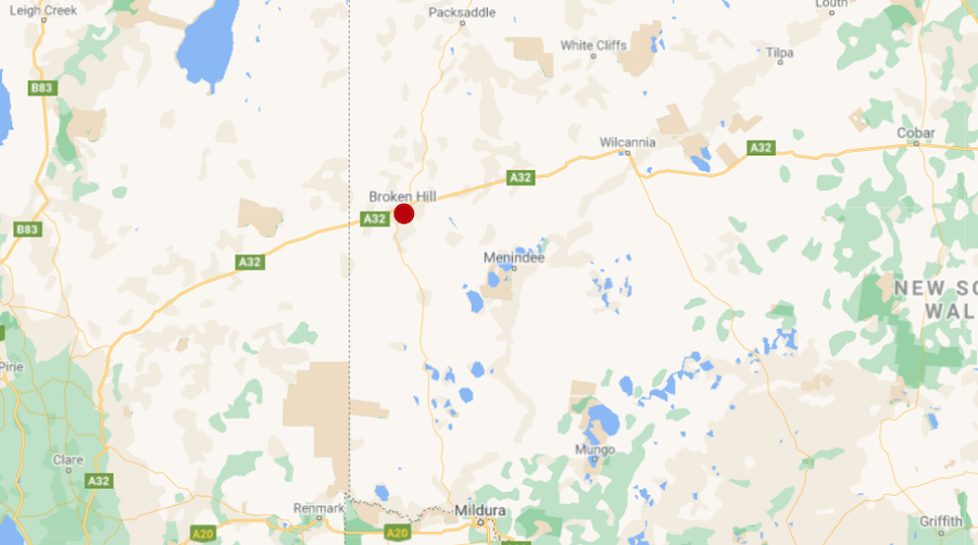 Location Independent Safety Net Example - Broken Hill