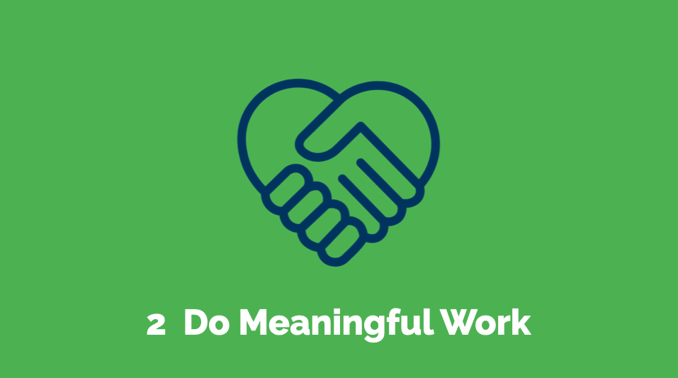 2 Do Meaningful Work
